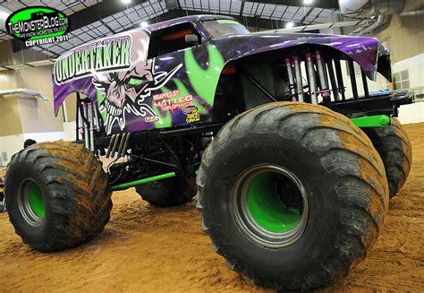 monster truck names from monster jam undertaker kirk dabney international monster truck