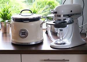 Kitchen Aid Kochbuch : kitchenaid multicooker die test zwischenbilanz crockyblog langsam kocht besser ~ Eleganceandgraceweddings.com Haus und Dekorationen