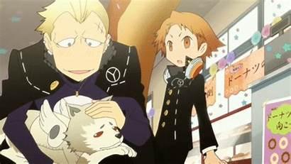 Persona Kanji Tatsumi Shadow Yosuke Labyrinth Koromaru