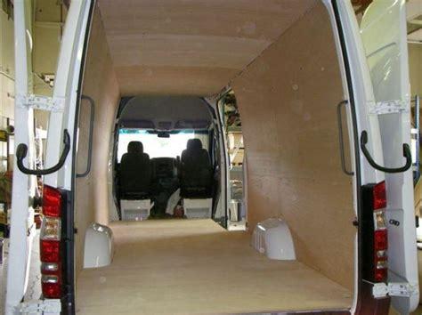 sprinter van ceiling liner kit wb plywood rb