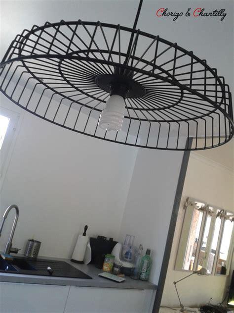 tabouret pour cuisine suspension en fer design diy chorizo chantilly