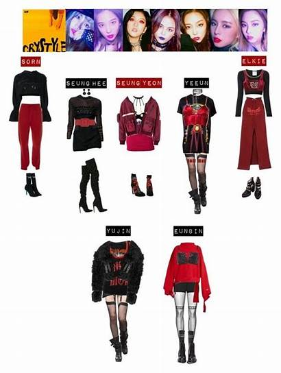Clc Hobgoblin Outfits Kpop Polyvore Outfit Stage