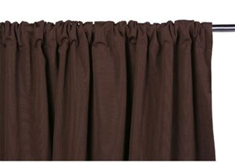 rod pocket curtain information drapes curtains n more