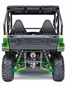 Kawasaki Teryx 800 Fi 4x4 Le