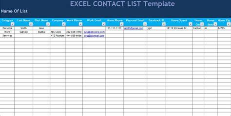 free sle wedding invitations wedding guest list address template excel wedding