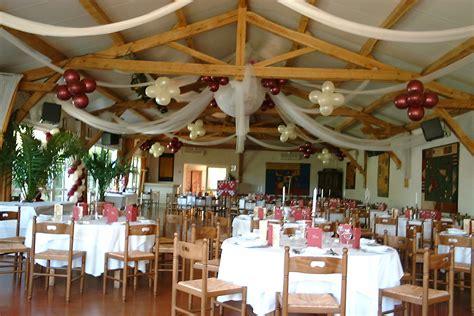 pack tulle et ballons fanion chemin de table plafond communion id 233 es de plafond