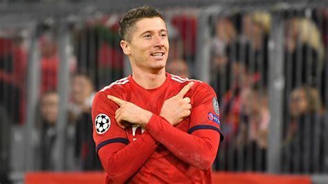 Lewandowski chases milestone goal - Champions League in ...
