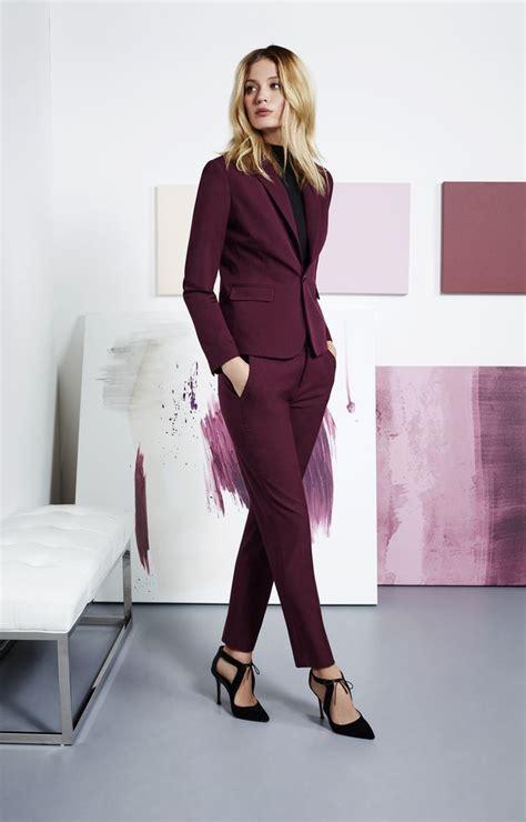look bureau femme 1001 looks tendance en tailleur femme chic