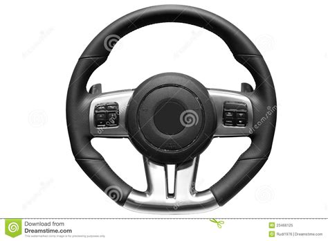 Sports Steering Wheel Stock Photography Cartoondealer