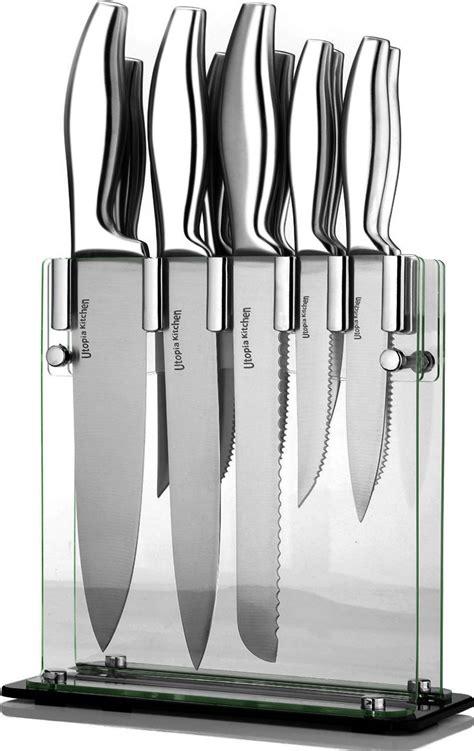 kitchen knives knife utopia steel least affordable popular last designs brand