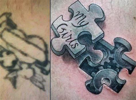 chest cover  tattoos  men upper body design ideas