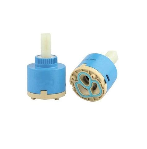 cartridge tap mixer sink ceramic 40mm mono kitchen replacement bristan basin lamona howdens bathstore compatible spare manual disk spares disc