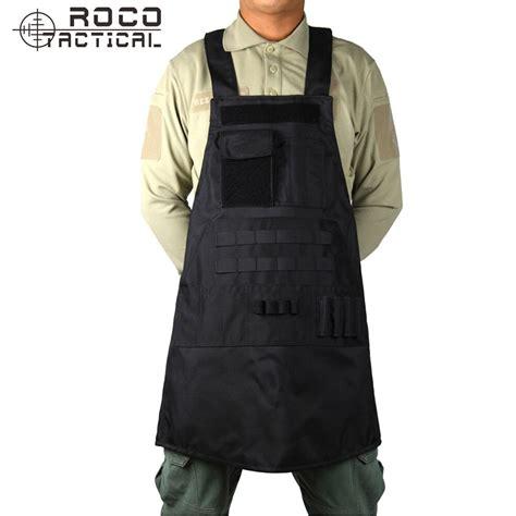 rocotactical outdoor molle tactical aprons tactical bbq