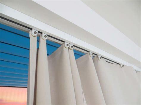 Sonnenschutz Vorhang Balkon by Folienvorhang Klar Oder Farbig Zum Werkspreis