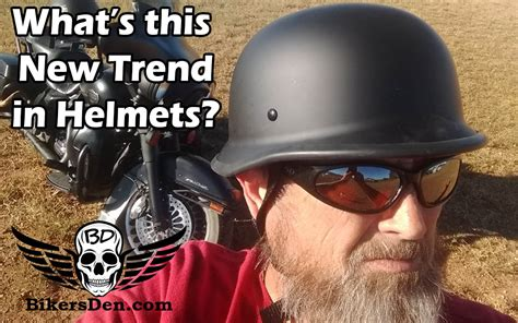 What's This New Trend In Helmets?