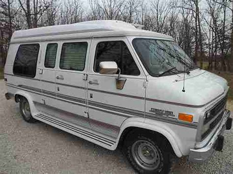 transmission control 1993 chevrolet g series g20 auto manual buy used 1994 chevrolet conversion van g20 conversion by gladiator in freeburg missouri