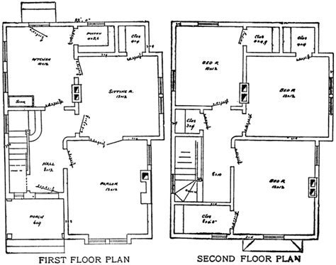 """The Baldwin"" Floor Plans   ClipArt ETC"
