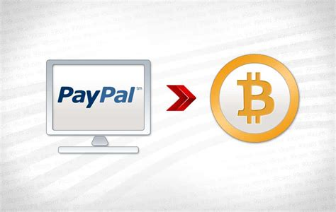 5 Methods To Buy Bitcoin With Paypal Instantly In 2018