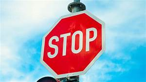 The, Reason, Why, Stop, Signs, Are, Red