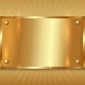 Shiny golden metallic vector background material 03 ...