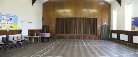 Tilehouse Street Baptist Church, Hitchin. Hiring rooms