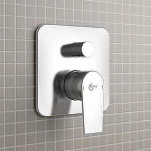 Ideal Standard Duscharmatur Unterputz : ideal standard tesi einhebel badearmatur unterputz a6586aa reuter ~ Yasmunasinghe.com Haus und Dekorationen