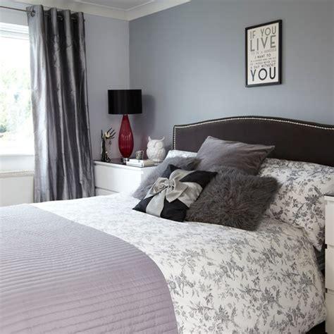 grey  black bedroom bedroom decorating housetohome
