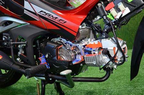 Gambar Modifikasi Motor Suprax125 by Foto Modifikasi Motor 100 Gambar Modifikasi Motor Beat