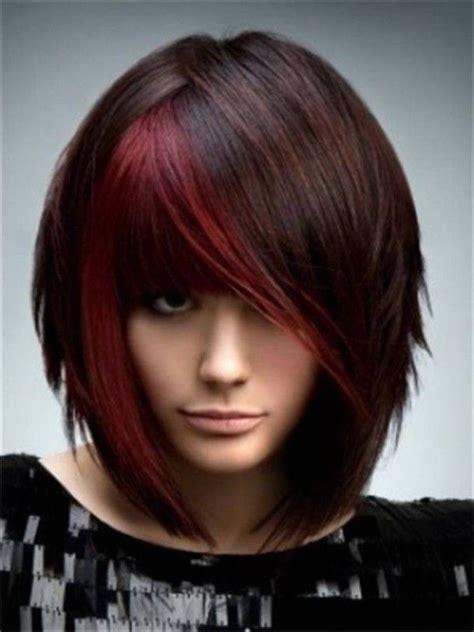 funky hair color hair color ideas  brunettes cool