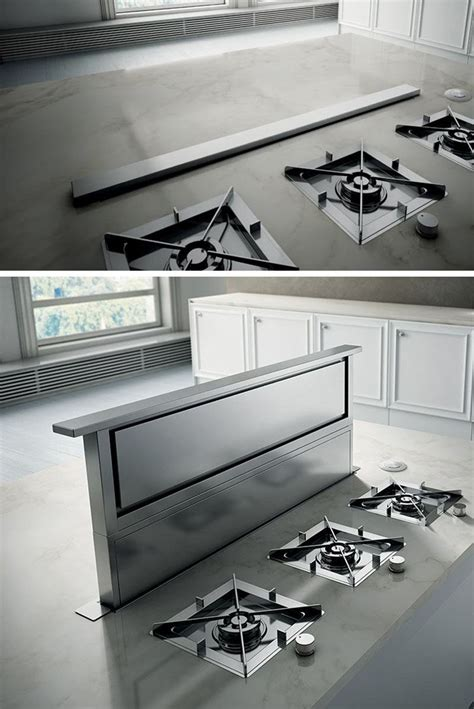 kitchen design idea hide  range hood contemporist