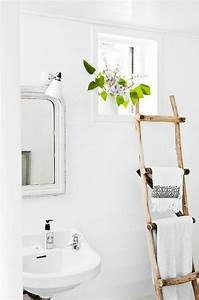 Handtuchhalter Fürs Bad : handtuchhalter aus holz tolle modelle f rs badezimmer ~ Michelbontemps.com Haus und Dekorationen