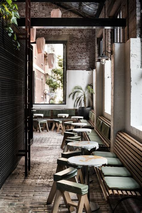 incredible coffee shop  vintage accents homemydesign