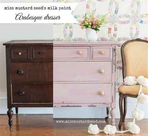arabesque milk paint knot too shabby furnishings