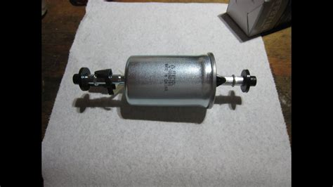 2003 Mazda Mpv Fuel Filter by How To Change The Fuel Filter In A 2004 Mazda B2300