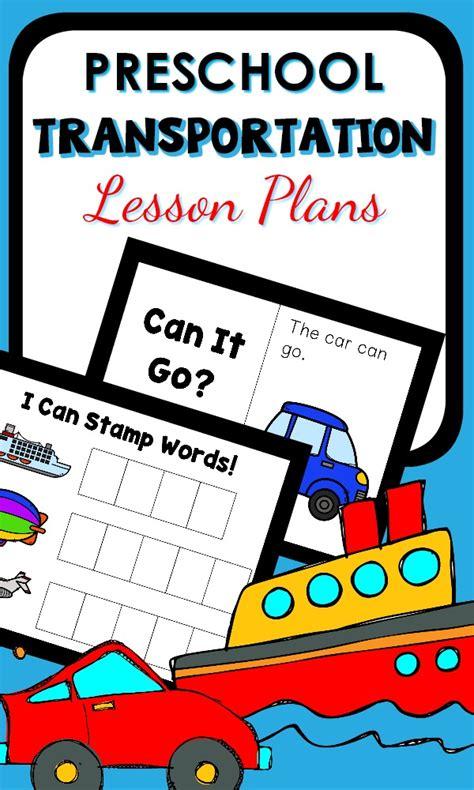 transportation theme preschool classroom lesson plans 186 | Preschool Transportation Lesson Plans pin updated