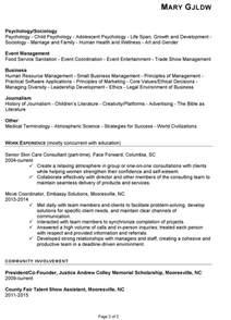 human services professional resume sle resume sle for human services susan ireland resumes