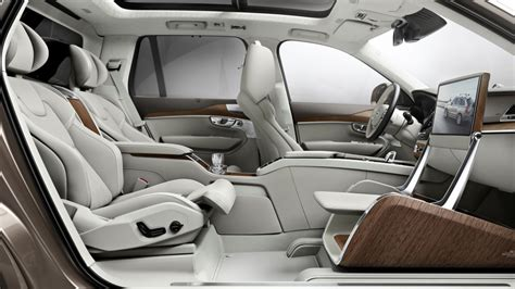 Volvo Axes The Passenger Seat To Boost Backseat Legroom