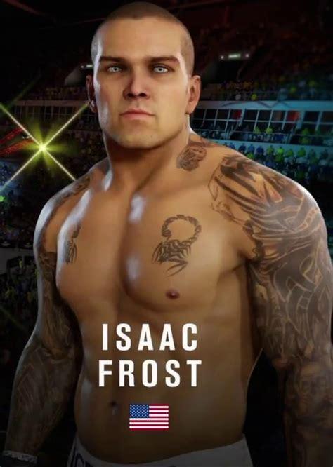 Isaac Frost   Villains Wiki   Fandom
