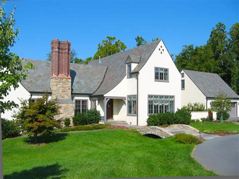 Peabody Architect Firm Small English Cottage In Potomac
