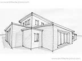dessin de maison moderne mc immo