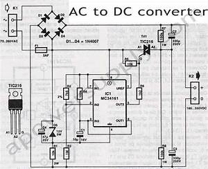 ac to dc converter With ac 110vdc 12v 8a switching power supply powersupplycircuit