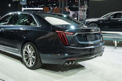 2019 cadillac ct6 2019 cadillac ct6 refresh live photo gallery gm authority