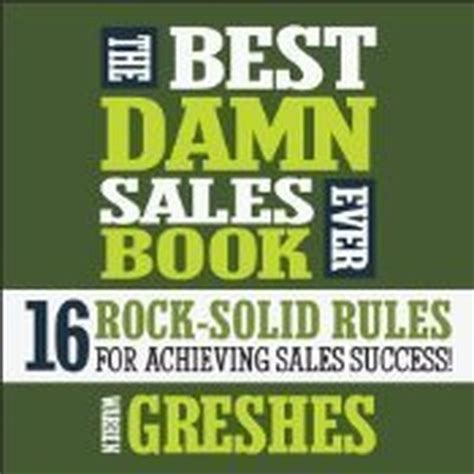Best Damn Resume Book by The Best Damn Sales Book Audiobook By Warren Greshes For Just 5 95