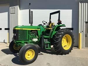 2003 John Deere 6403 - Utility Tractors