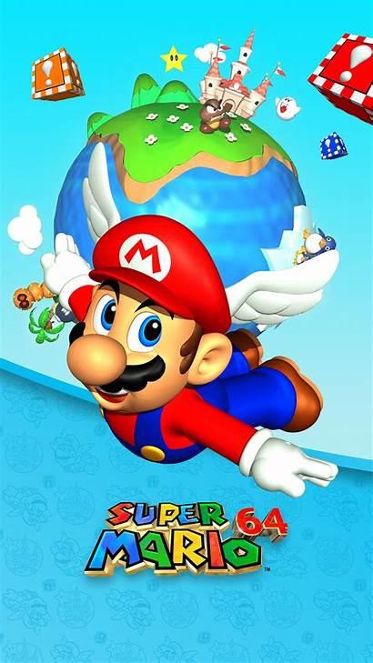 Mario Stars Sm64 Smas Apple Cat Graphic