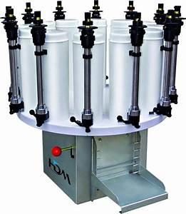 Desk-top Manual Paint Dispenser - Ac-5a-4