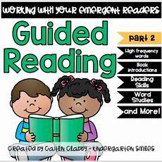 Guided Reading Starter Kit (part 2) By Kindergarten Smiles  Caitlin Clabby  Teachers Pay Teachers