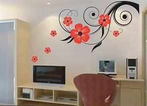 Decoration Murale Tableau : decoration murale geante id es conseils et combinaisons en photo ~ Teatrodelosmanantiales.com Idées de Décoration