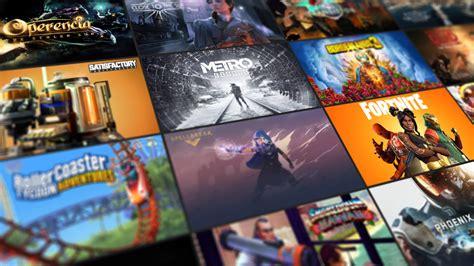 Epic Gamesストア・アップデート