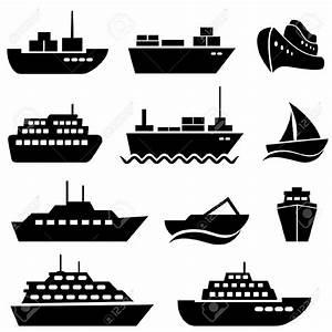 Cruise Ship Icon Clip Art (67+)